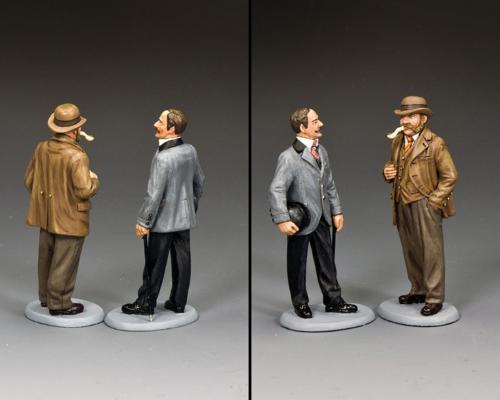 WoD066 - Inspectors Lestrade  Bradstreet of Scotland Yard