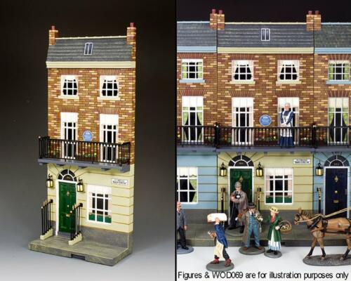 WoD068 - Sherlock Holmes 221b Baker Street, Townhouse - disponible début novembre