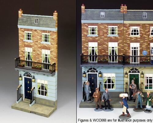 WoD069 - The London Townhouse - disponible début novembre