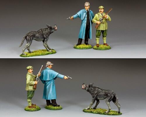 WoD070 - Sherlock Holmes  The Hound of the Baskervilles - disponible début novembre