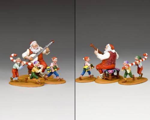 XM016-01 - Santa  his Elves