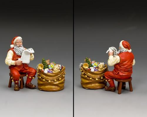 XM018 - Christmas Eve Santa